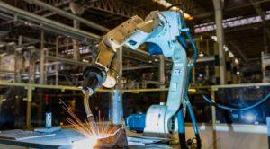 Robot Welding Car Factory 724x400