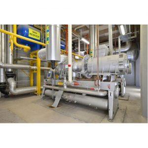 Ammonia Refrigeration System 500x500